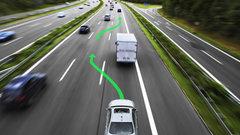 Беспилотные автомобили смогут делать моральный выбор