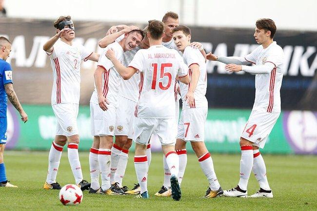 Сборная Южной Кореи вышла на чемпионат мира в России