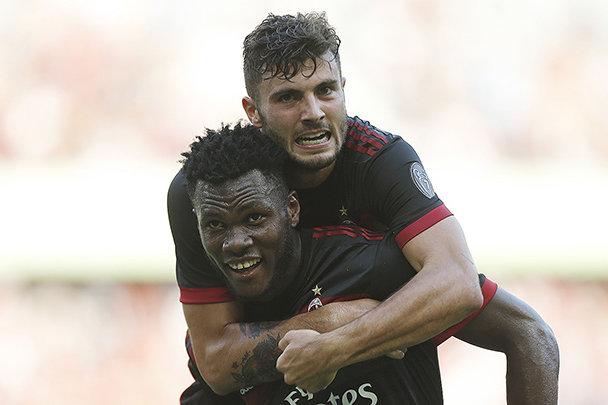 «Милан» разгромил «Баварию» вМеждународном кубке чемпионов