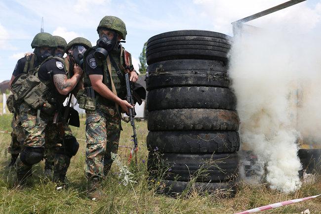ВДНР сообщили  о 2-х  попытках силовиков прорвать позиции ополченцев