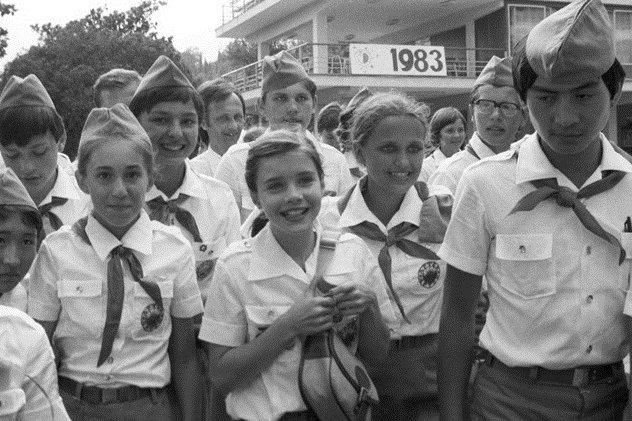 Саманта Смит в СССР