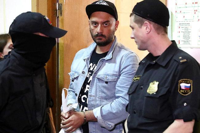 Песков оделе Серебренникова: это иесть контроль зарасходом госсредств