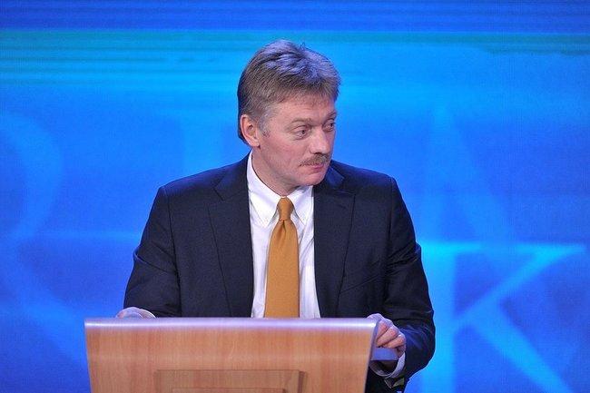 Песков: Путин пока непринимал решения повысылке дипломатов США