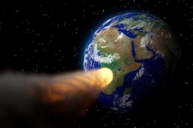 После смерти динозавров Земля могла погрузиться вотьму надва года— жители Америки