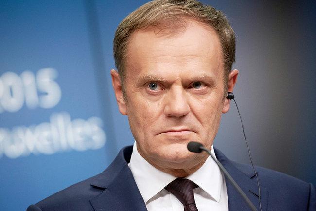 Руководитель Евросовета Туск прибыл надопрос впрокуратуру вВаршаве