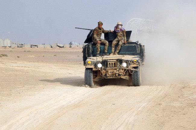 В Ираке членов правящей семьи Катара похитили во время охоты