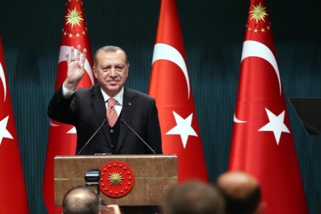 Эрдоган обвинил Германию впособничестве терроризму