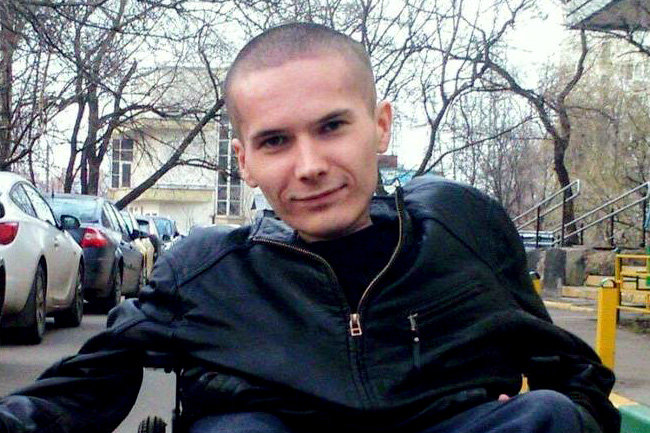 Антон Мамаев